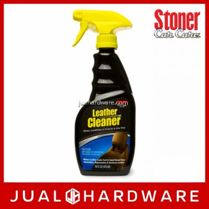 STONER Leather Cleaner and Conditioner - 16 oz (470ml)
