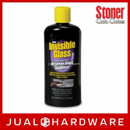 STONER Invisible Glass Washer Fluid Additive - 10 oz (300ml)