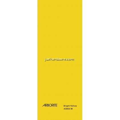 ARBORITE A3003-M Bright Yellow High Pressure Laminate