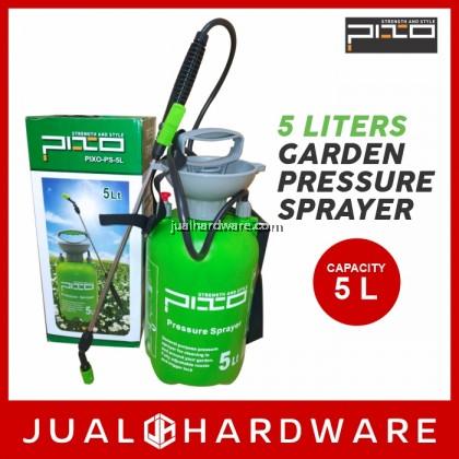 PIXO Garden Pressure Sprayer 5 Liters