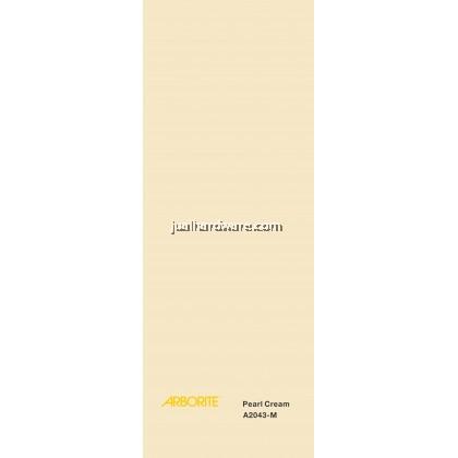 ARBORITE A2043-M Pearl Cream High Pressure Laminate