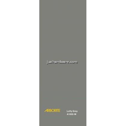 ARBORITE A1002-M Lofty Grey High Pressure Laminate