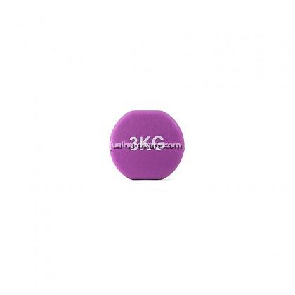APPLEPIE Vinyl Dumbell 4KG
