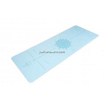 APPLE PIE PU Yoga Mat